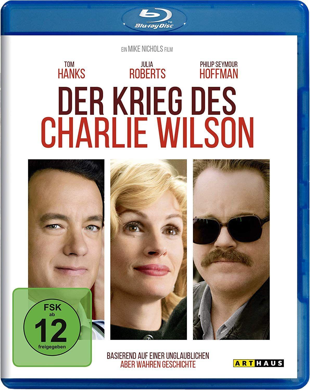 Krieg des Charlie Wilson, Der (BLURAY)