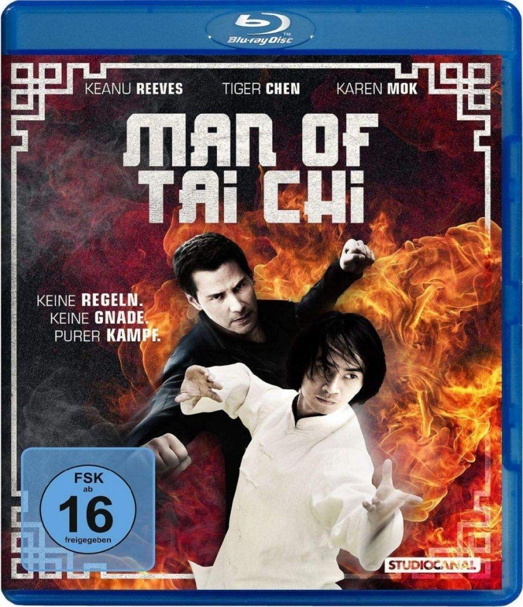 Man of Tai Chi (BLURAY)