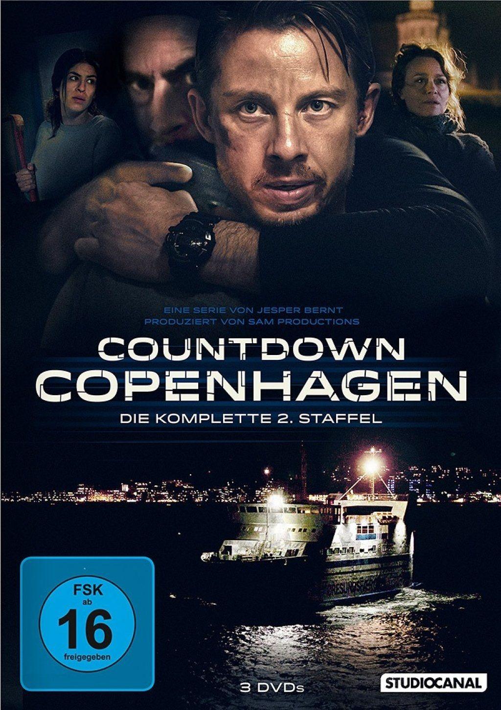 Countdown Copenhagen - Staffel 2 (3 Discs)