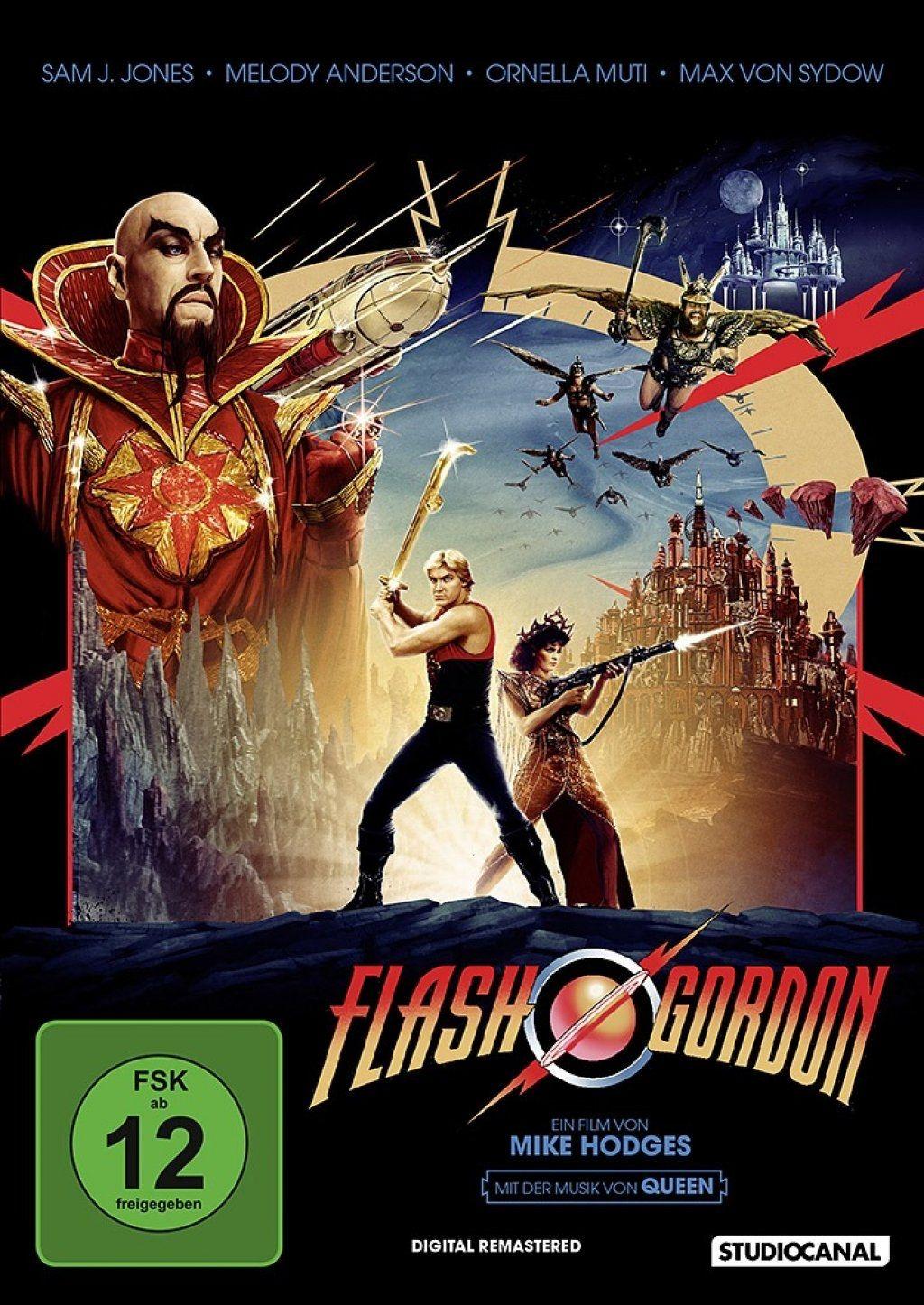 Flash Gordon (Digital Remastered)