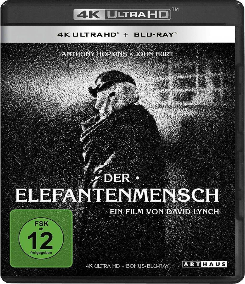 Elefantenmensch, Der (3 Discs) (UHD BLURAY + BLURAY)