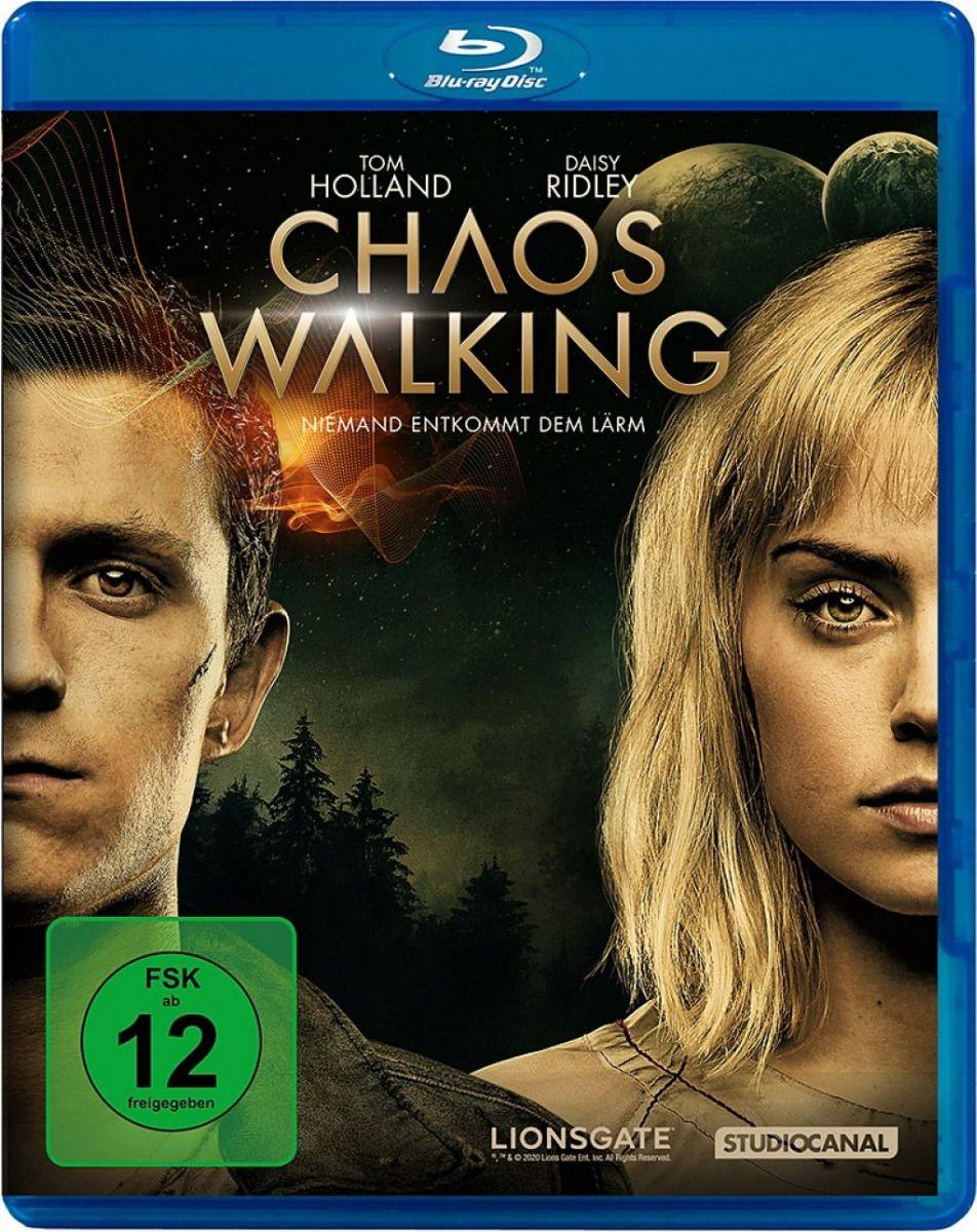 Chaos Walking (BLURAY)