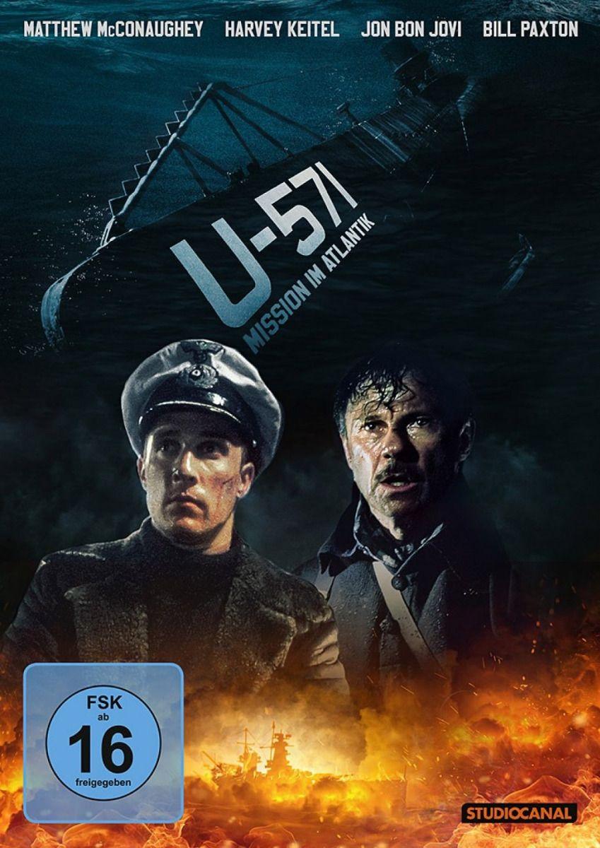 U-571 - Mission im Atlantik (Digital Remastered)