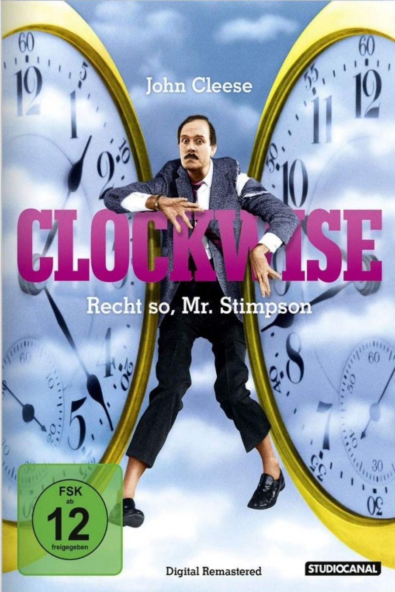 Clockwise - Recht so, Mr. Stimpson (Digital Remastered)