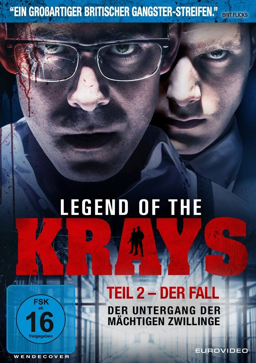 Legend of the Krays - Teil 2: Der Fall