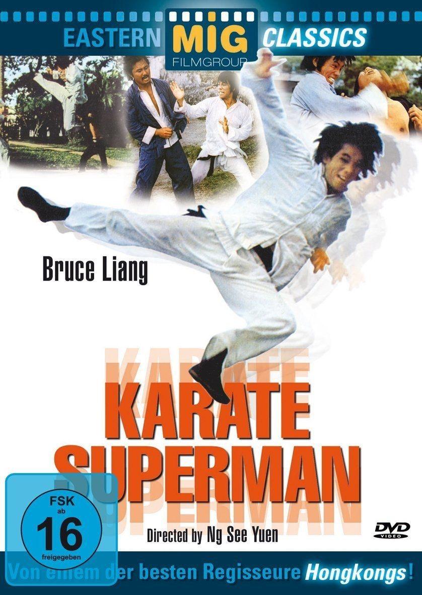 Karate Superman