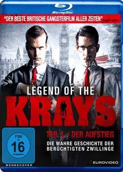Legend of the Krays - Teil 1 Der Aufstieg (BLURAY)