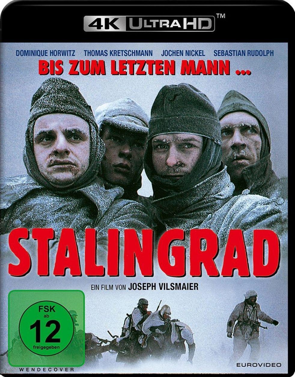 Stalingrad (UHD BLURAY)