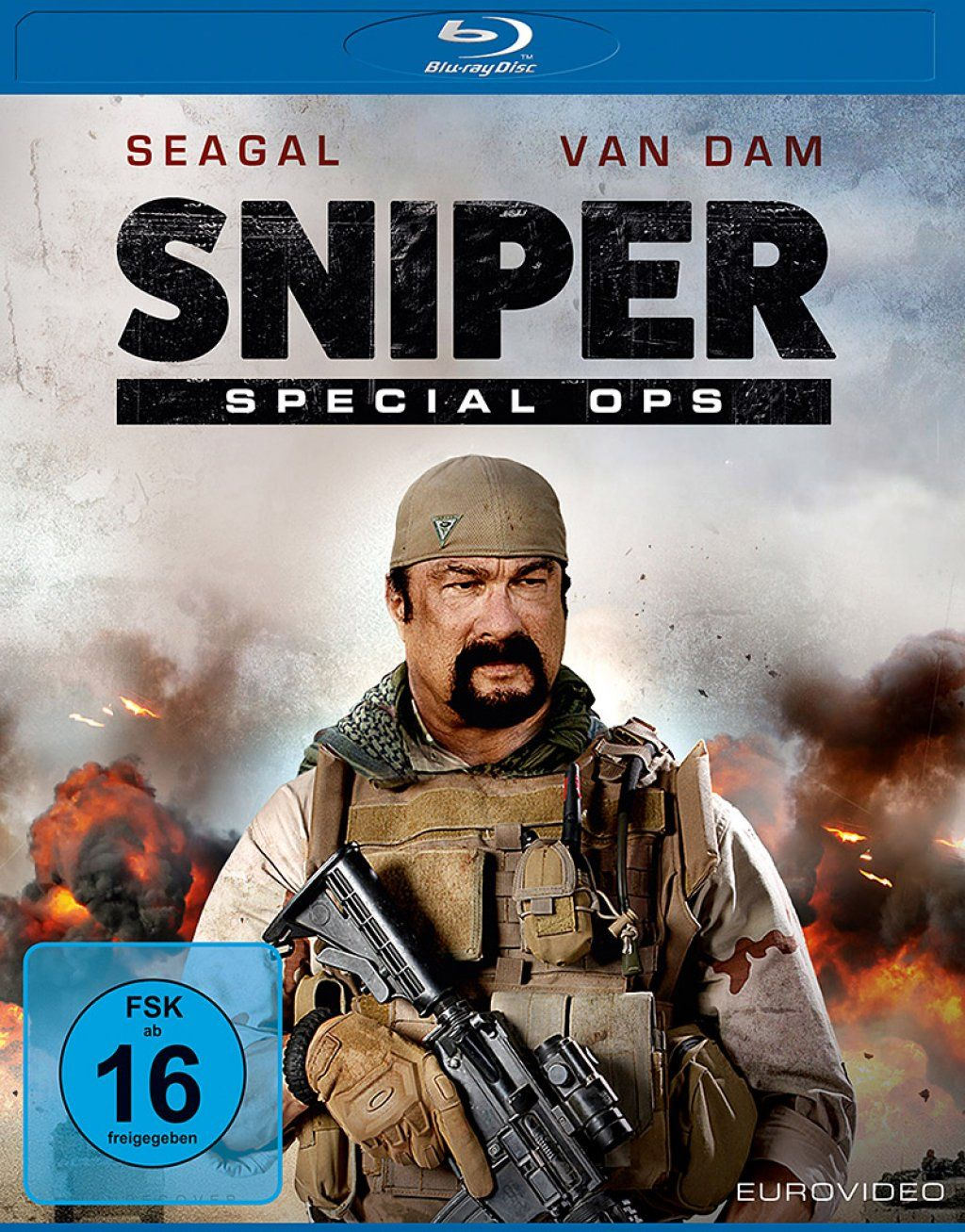 Sniper: Special Ops (BLURAY)