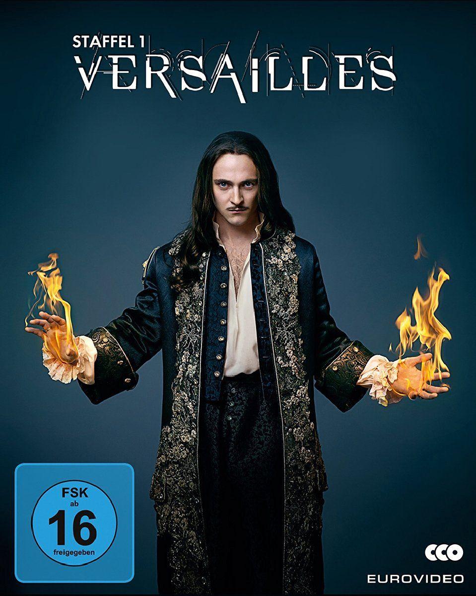 Versailles - Staffel 1 (3 Discs) (BLURAY)