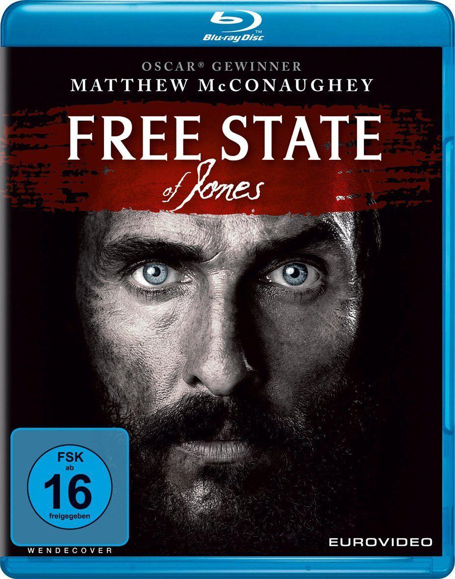 Free State of Jones (BLURAY)