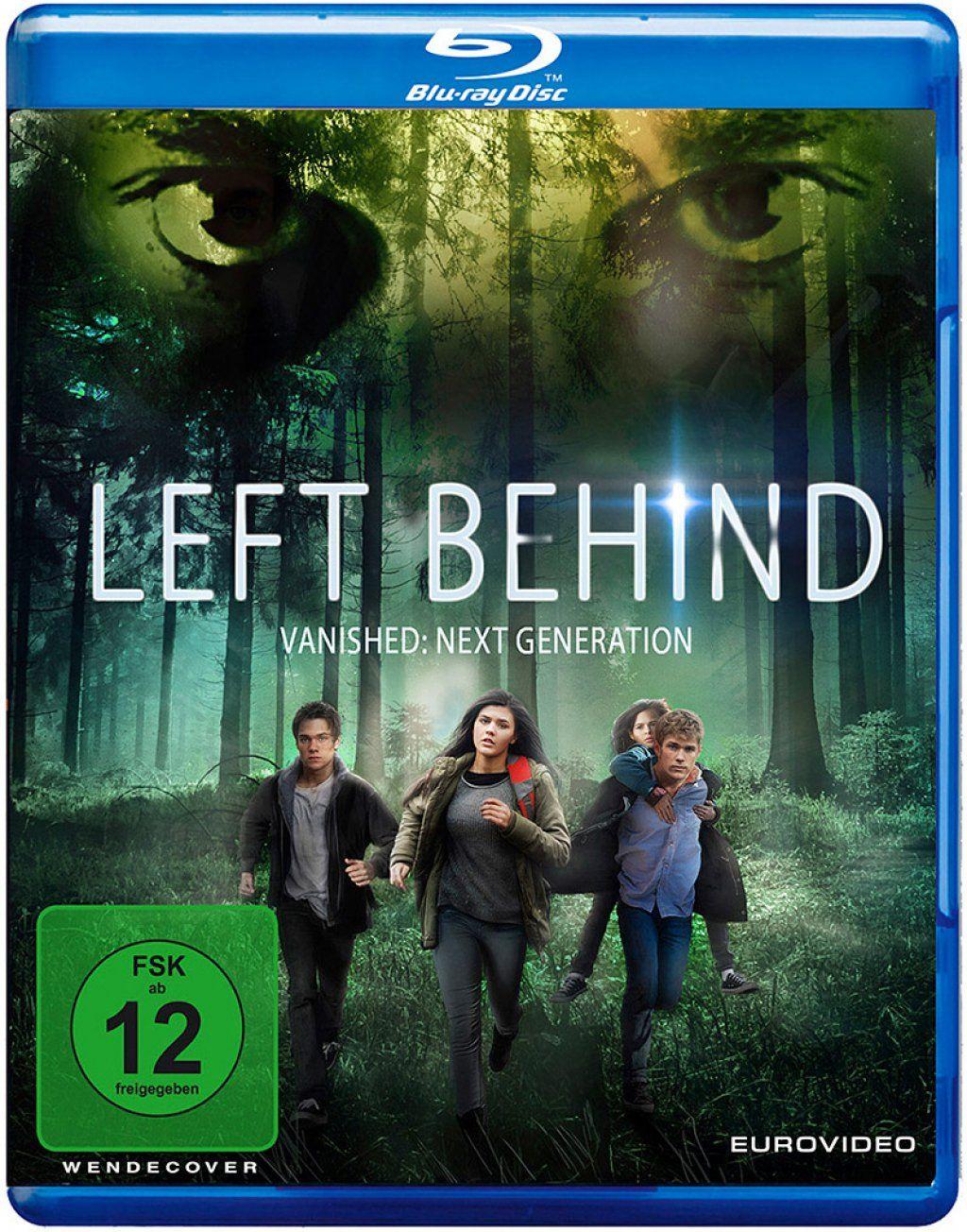 Left Behind - Vanished: Next Generation (BLURAY)