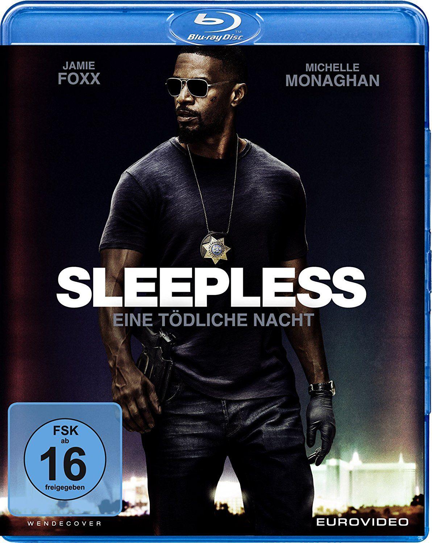 Sleepless - Eine tödliche Nacht (BLURAY)