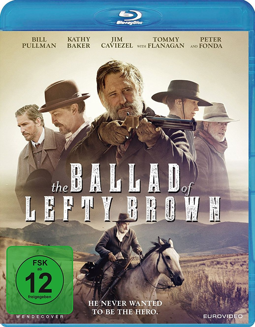 Ballad of Lefty Brown, The (BLURAY)