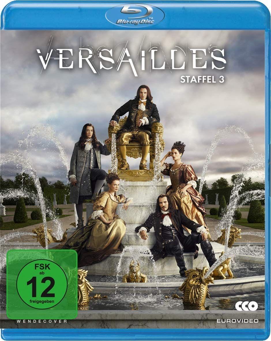 Versailles - Staffel 3 (3 Discs) (BLURAY)