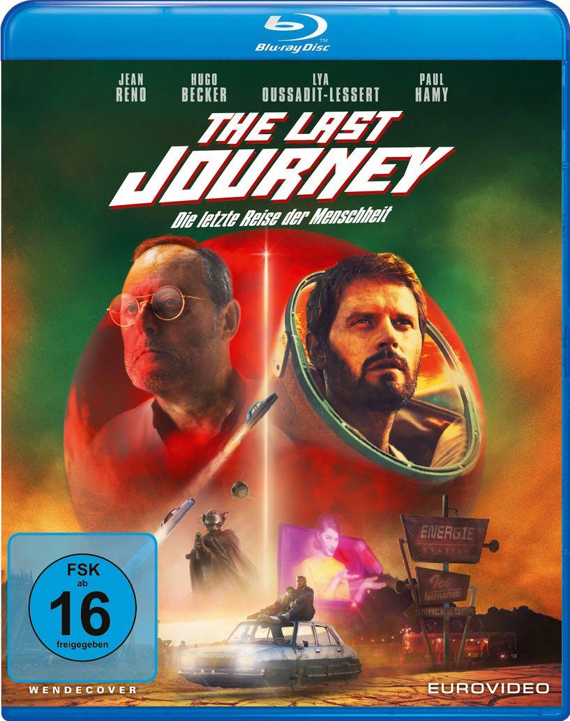 Last Journey, The - Die letzte Reise der Menschheit (BLURAY)