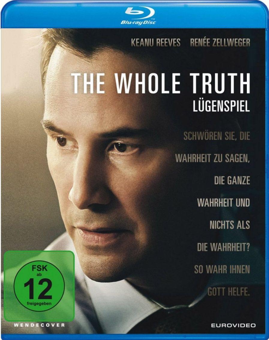 Whole Truth, The - Lügenspiel (BLURAY)