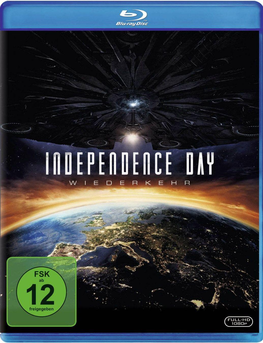 Independence Day 2 - Wiederkehr (BLURAY)