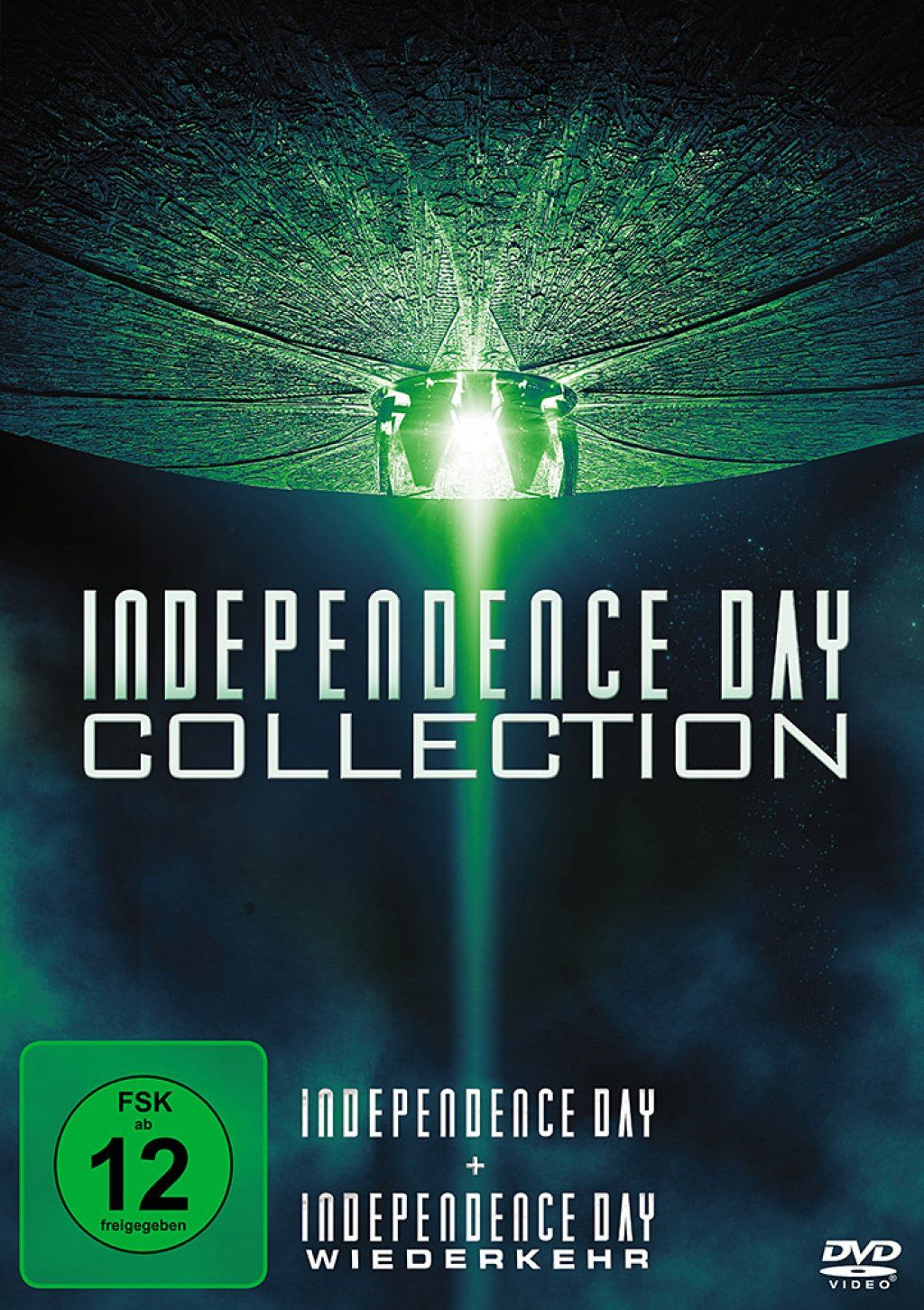 Independence Day 1 + 2 Collection (2 Discs)