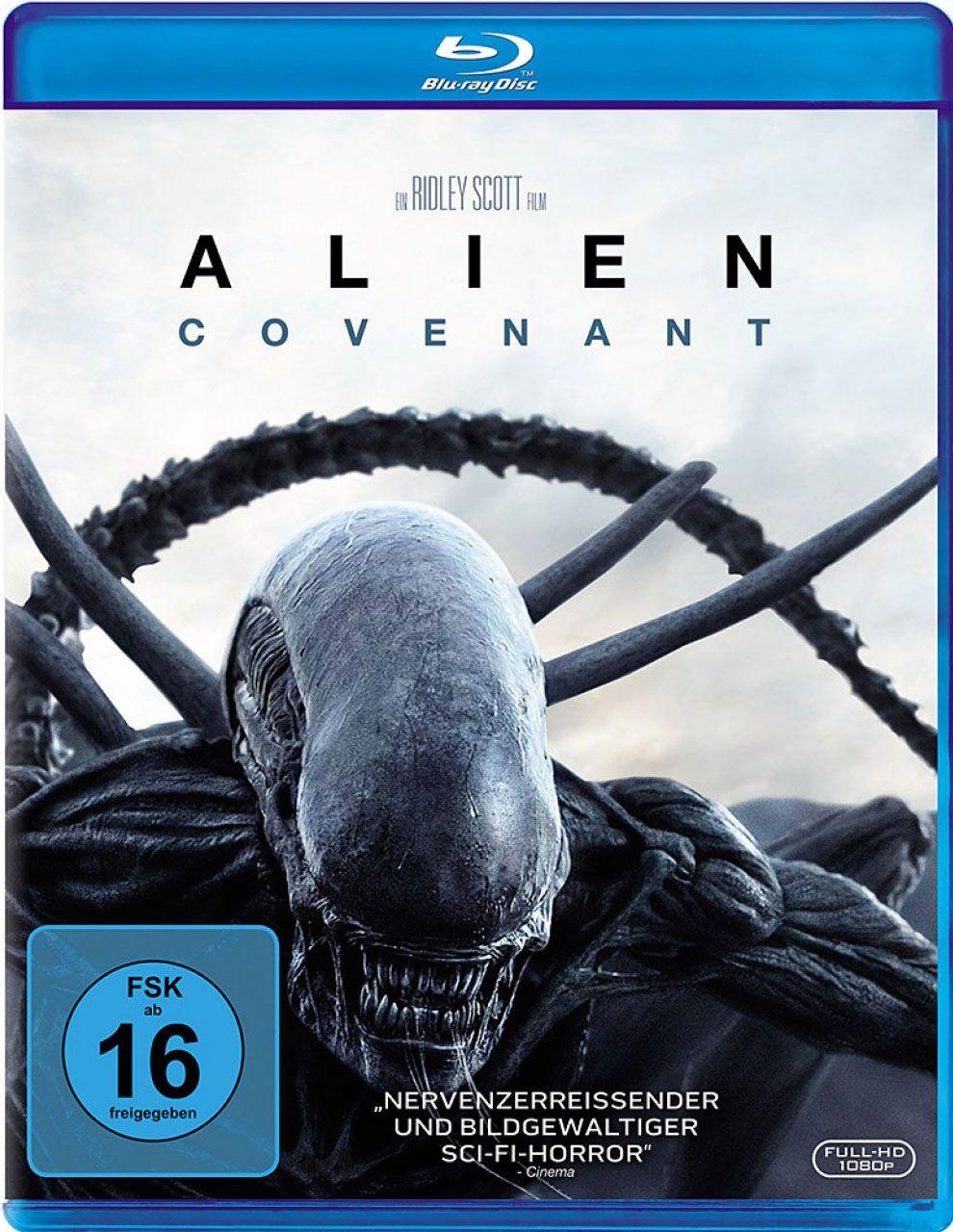 Alien: Covenant (BLURAY)