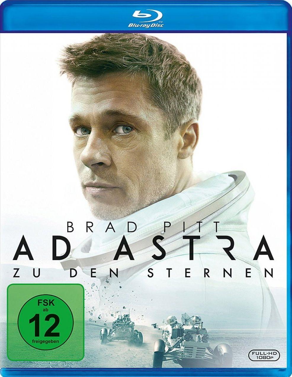 Ad Astra - Zu den Sternen (BLURAY)