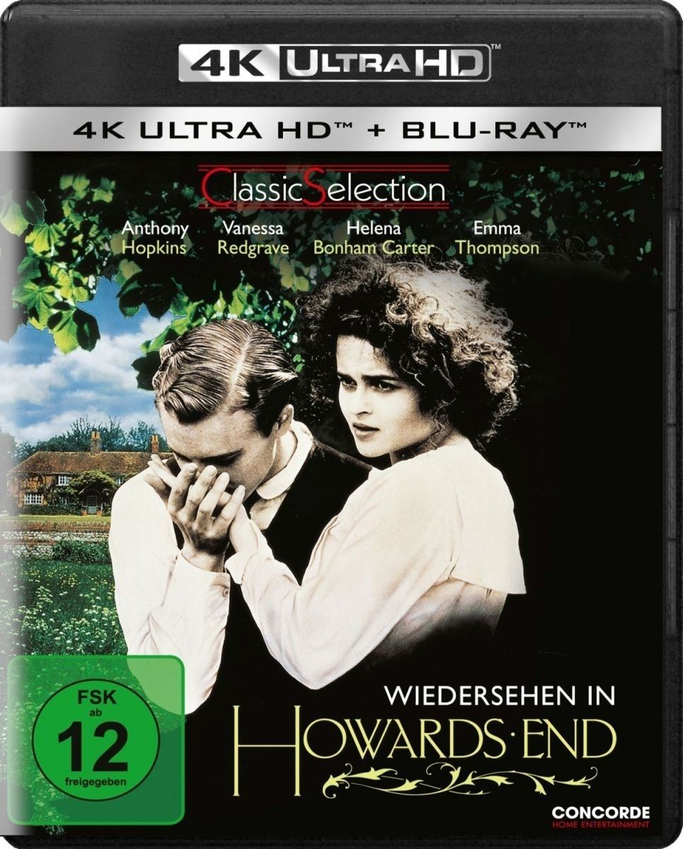 Wiedersehen in Howards End (2 Discs) (UHD BLURAY + BLURAY)