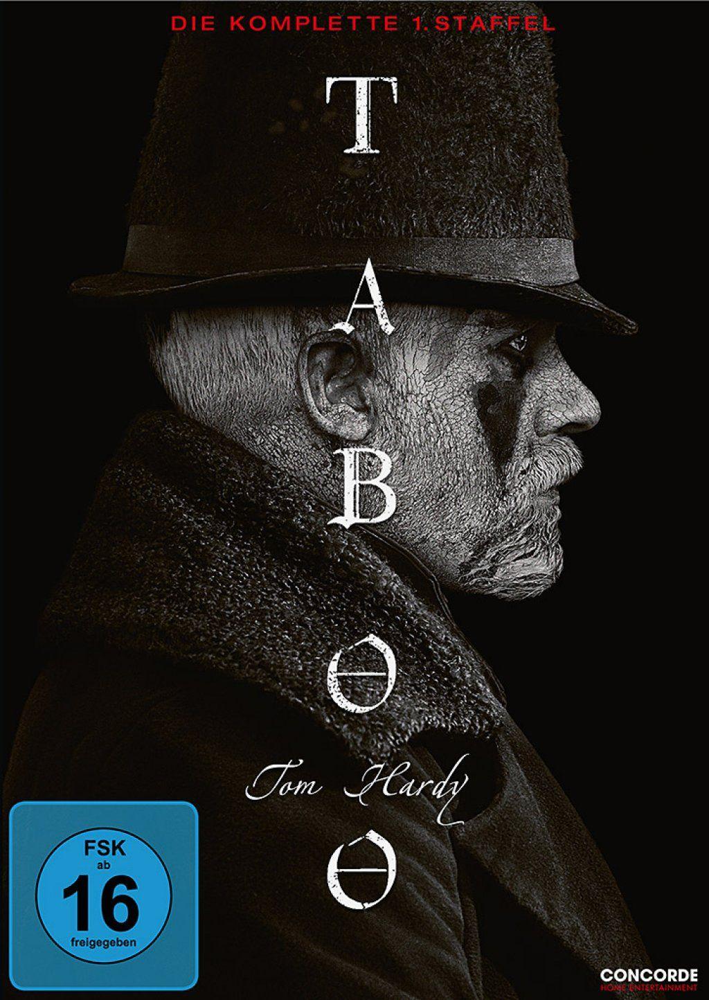 Taboo - Staffel 1 (3 Discs)