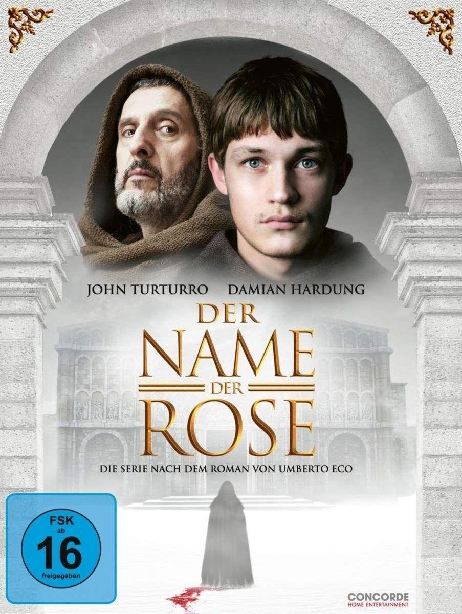 Name der Rose, Der (2019) (3 Discs)