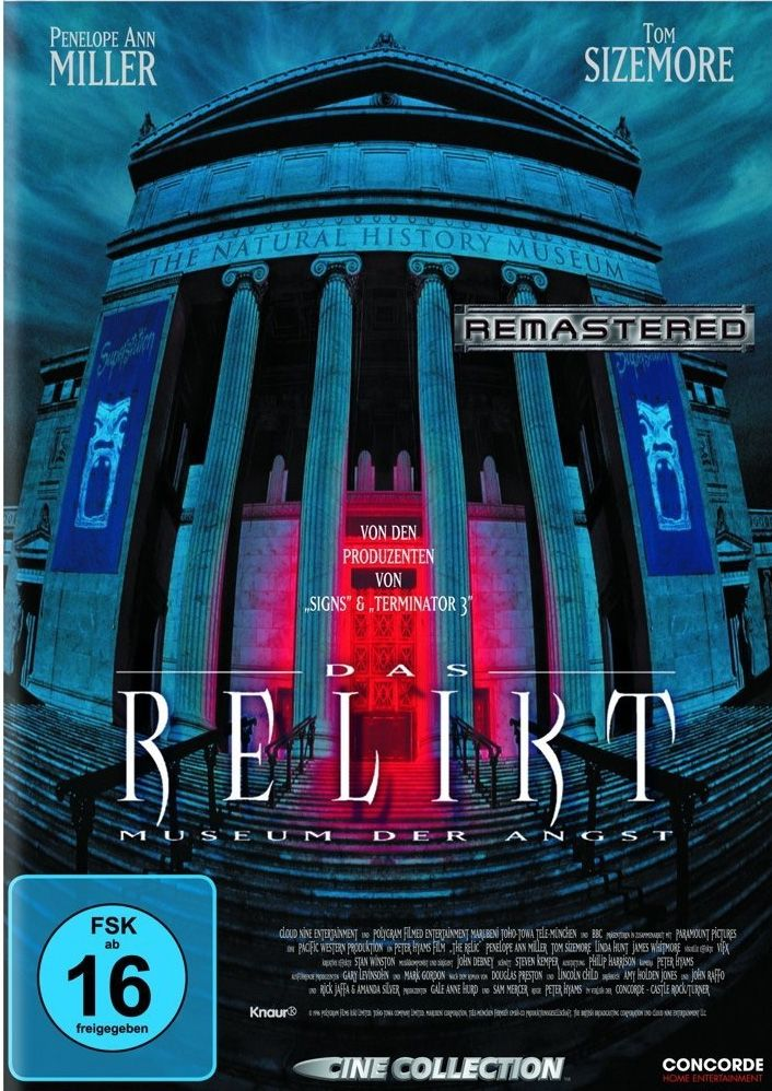 Relikt - Museum der Angst, Das (Remastered)