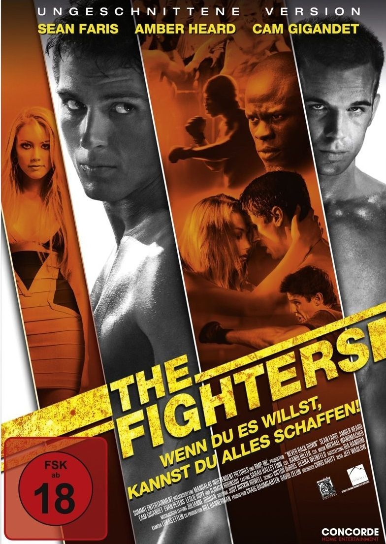 Fighters, The (Uncut)