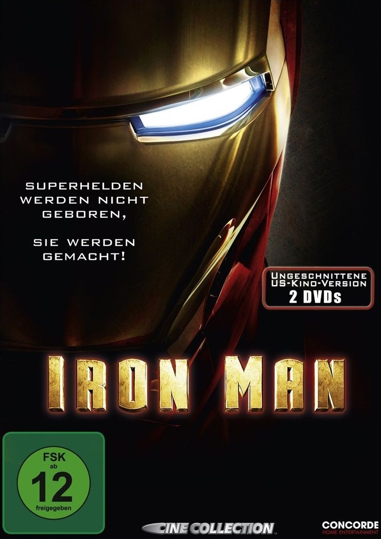 Iron Man (Special Edition - Uncut) (2 Discs)