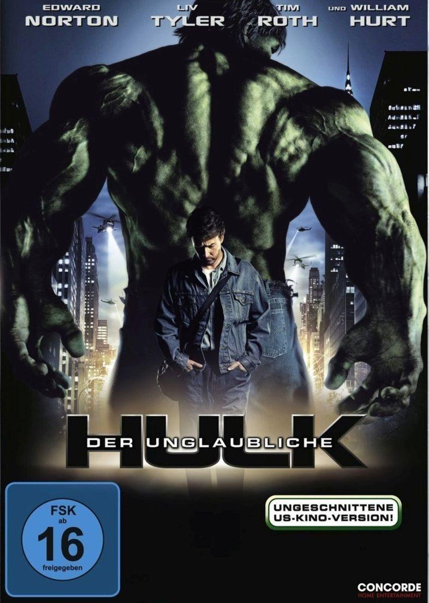 Unglaubliche Hulk, Der (2008) (Uncut)