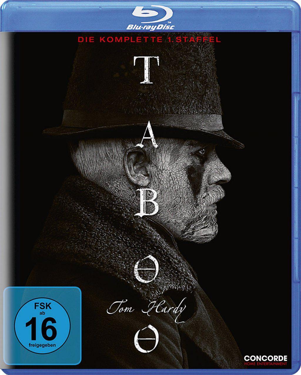 Taboo - Staffel 1 (2 Discs) (BLURAY)