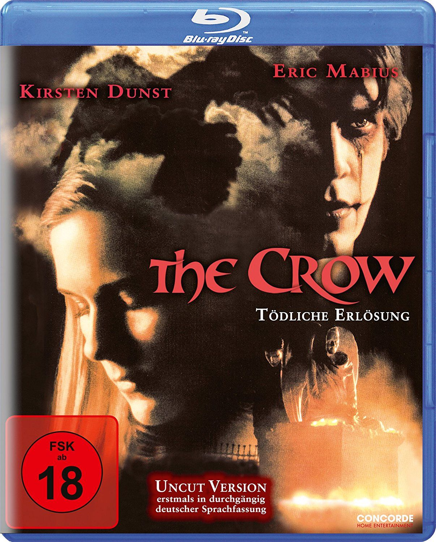 Crow 3, The - Tödliche Erlösung (Uncut) (BLURAY)