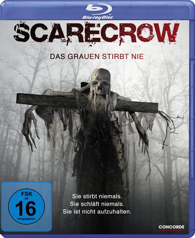 Scarecrow - Das Grauen stirbt nie (BLURAY)