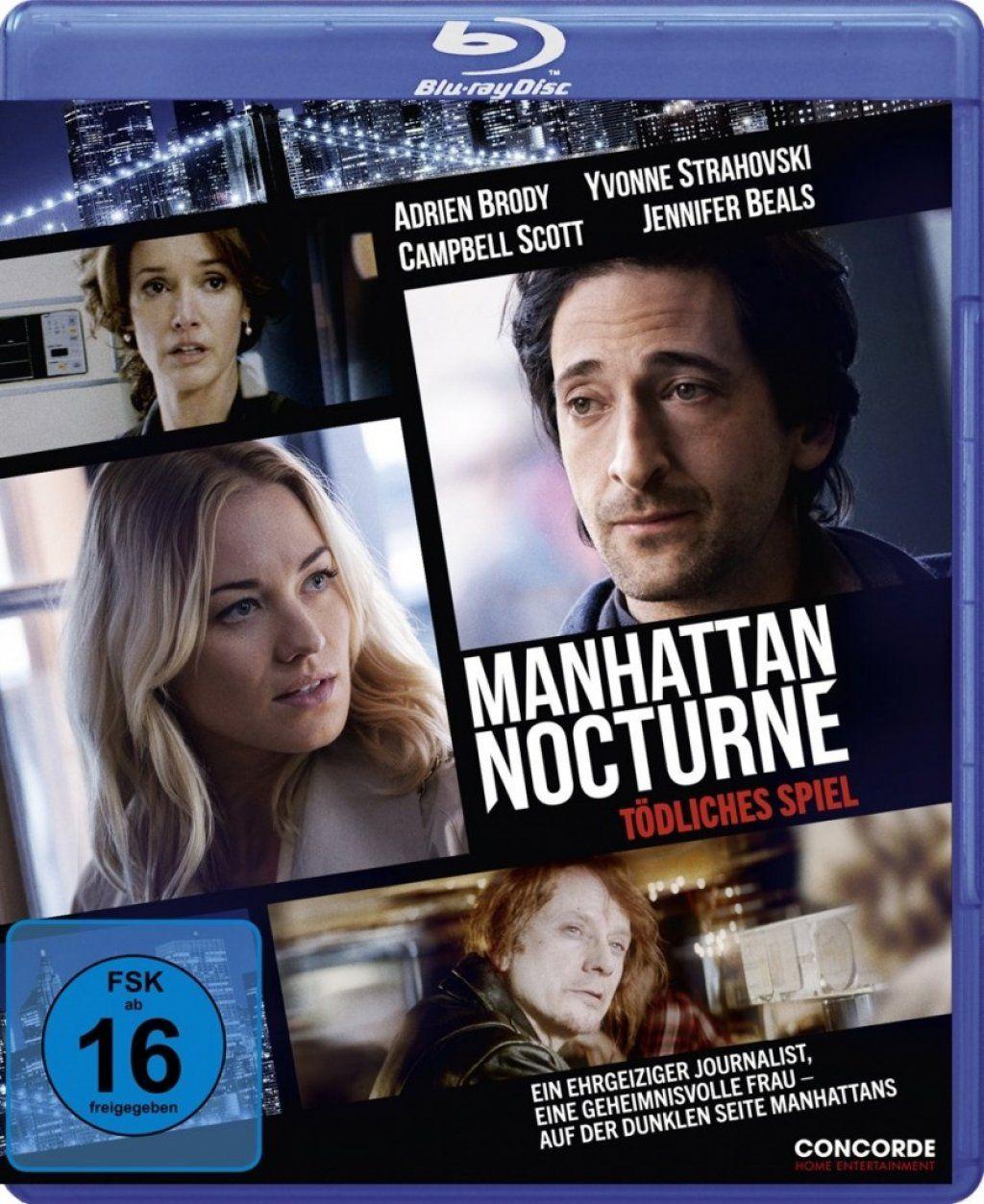 Manhattan Nocturne - Tödliches Spiel (BLURAY)