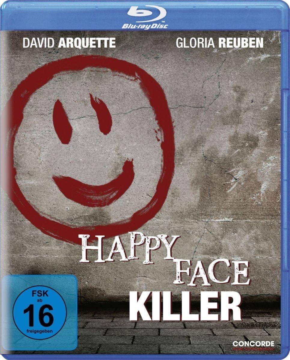 Happy Face Killer (BLURAY)