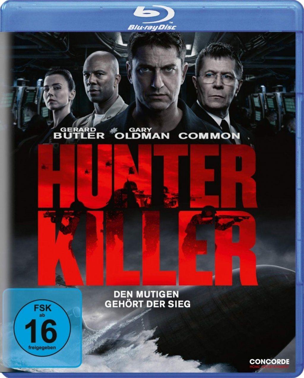 Hunter Killer (BLURAY)