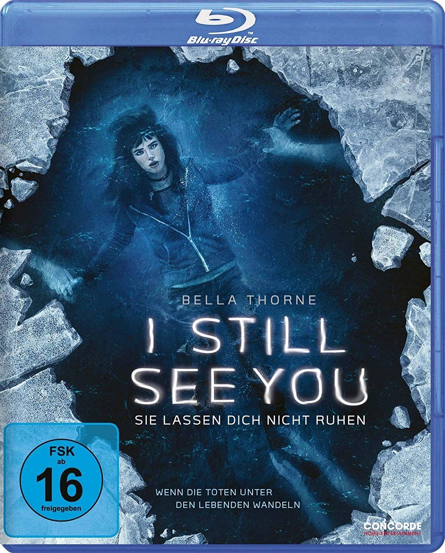 I Still See You - Sie lassen dich nicht ruhen (BLURAY)