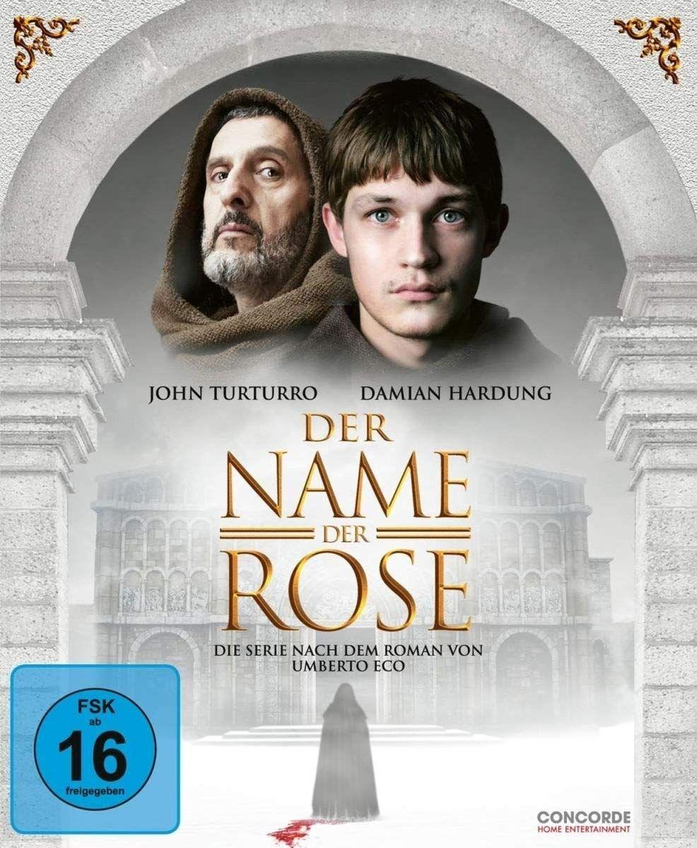 Name der Rose, Der (2019) (2 Discs) (BLURAY)
