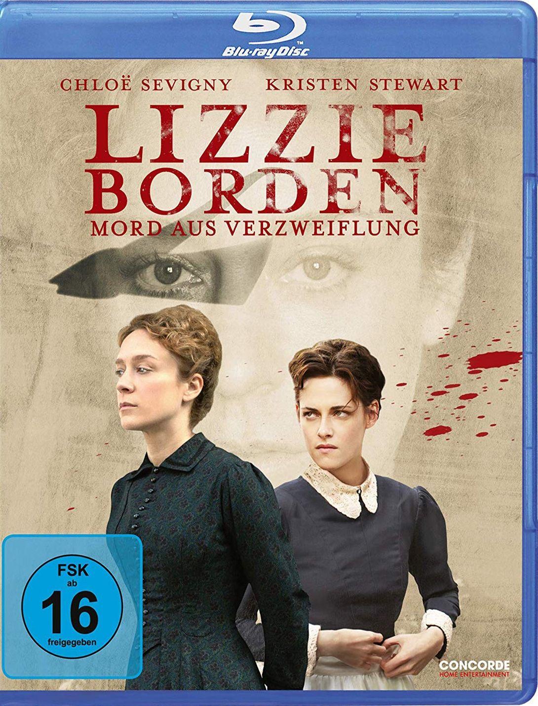 Lizzie Borden - Mord aus Verzweiflung (BLURAY)