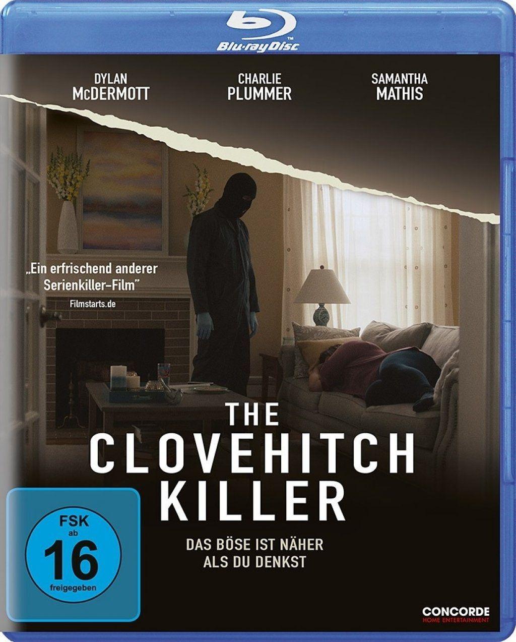 Clovehitch Killer, The (BLURAY)