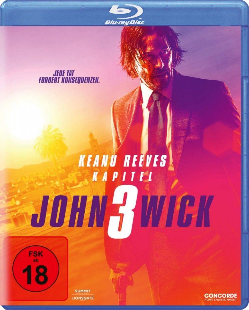 John Wick: Kapitel 3 (BLURAY)