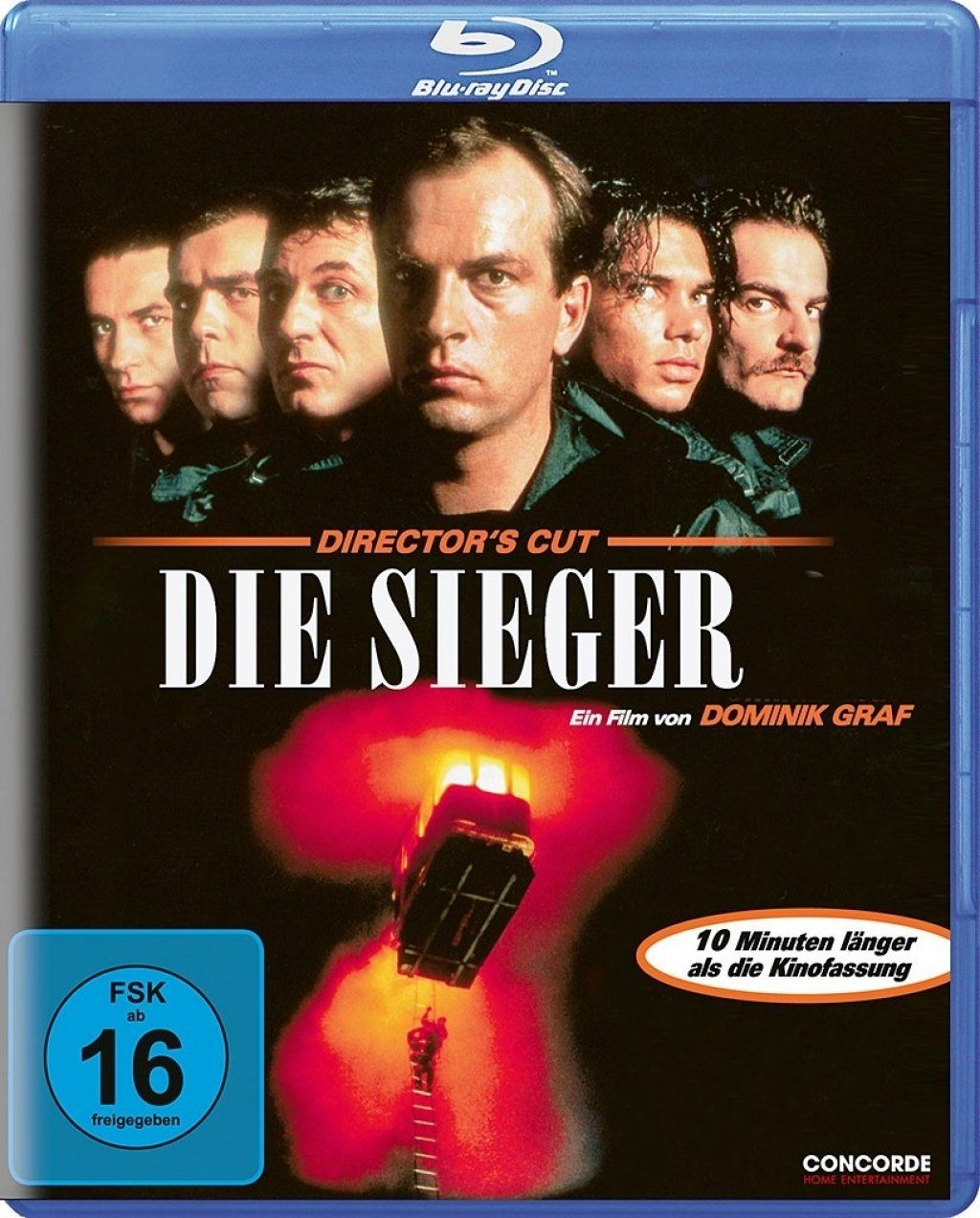 Sieger, Die (Director's Cut) (BLURAY)