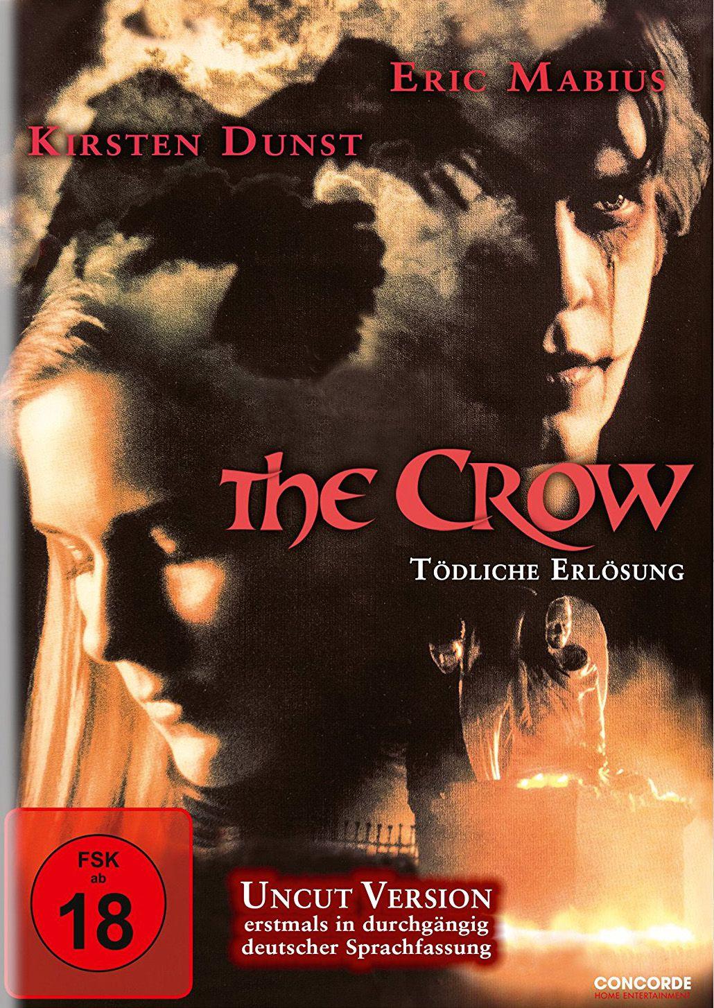 Crow 3, The - Tödliche Erlösung (Uncut)