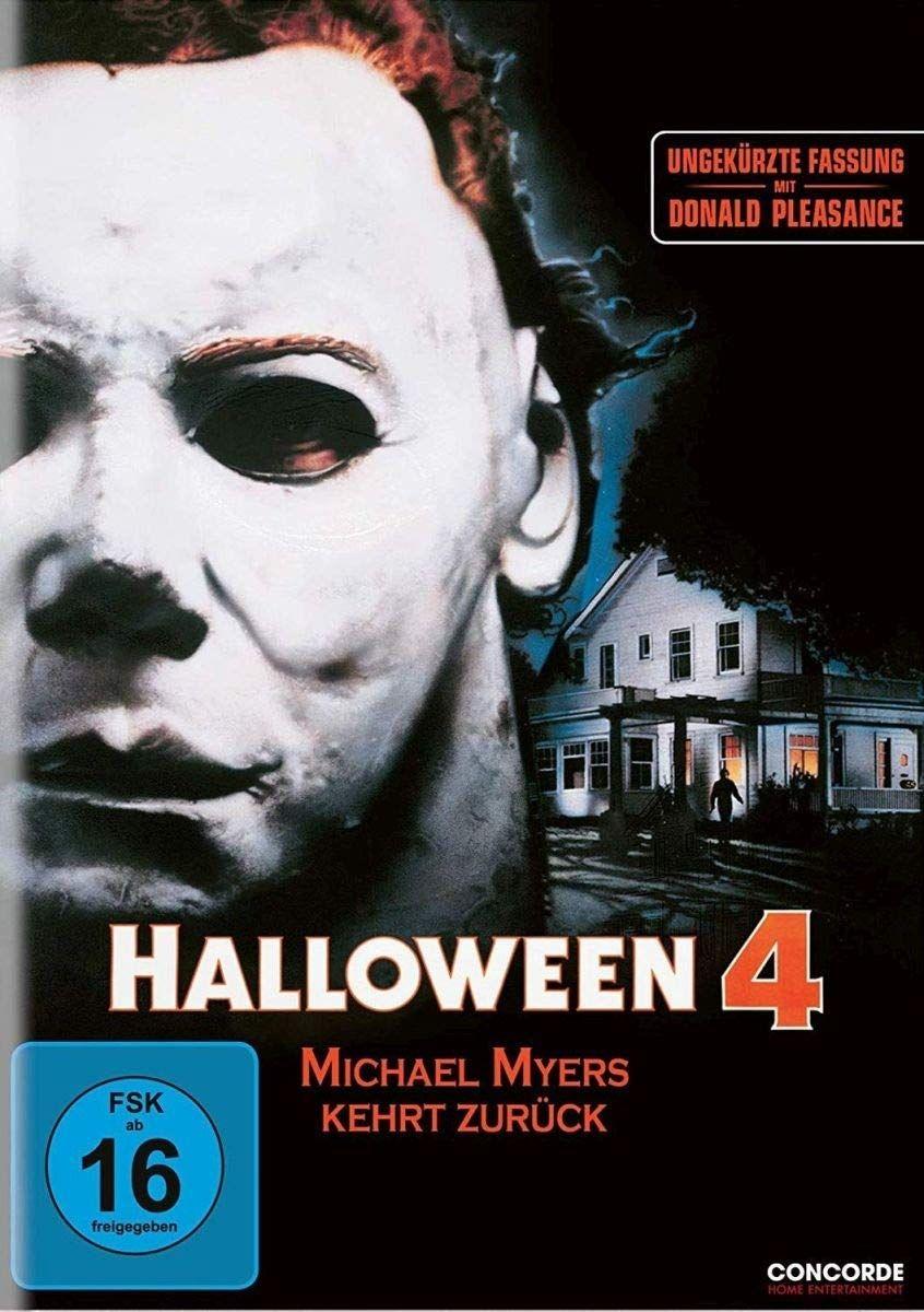 Halloween 4 - Michael Myers kehrt zurück (Uncut)