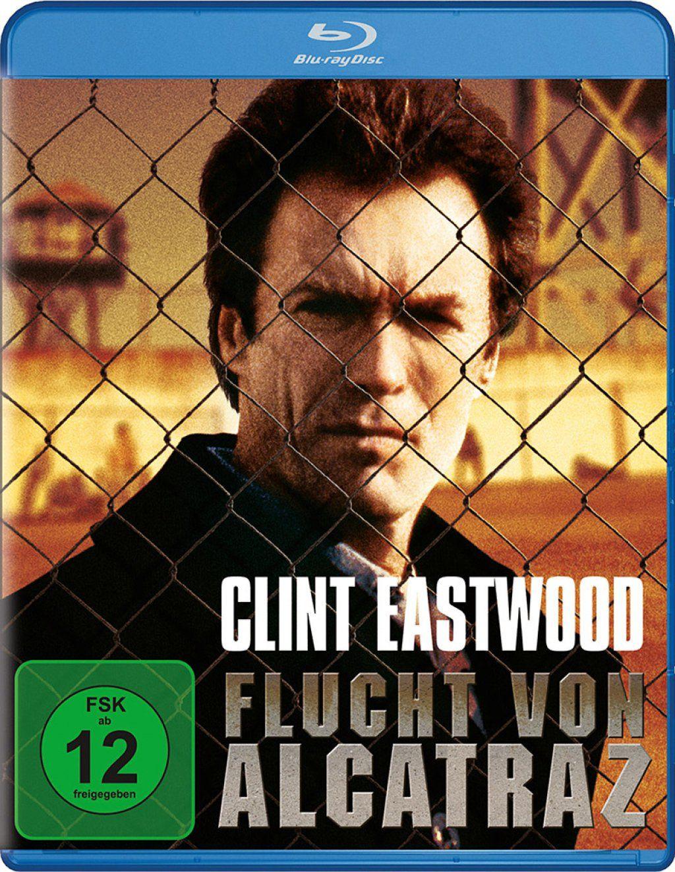 Flucht von Alcatraz (BLURAY)