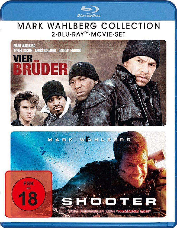 Vier Brüder / Shooter (Mark Wahlberg Collection) (2 Discs) (BLURAY)