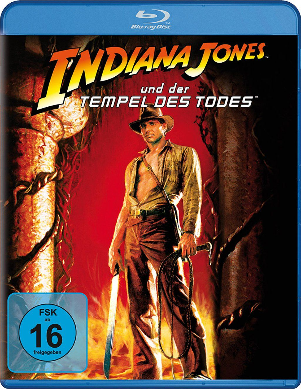 Indiana Jones 2: Und der Tempel des Todes (BLURAY)