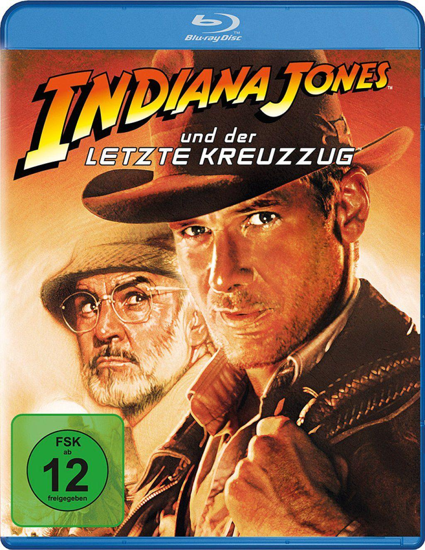 Indiana Jones 3: Und der letzte Kreuzzug (BLURAY)